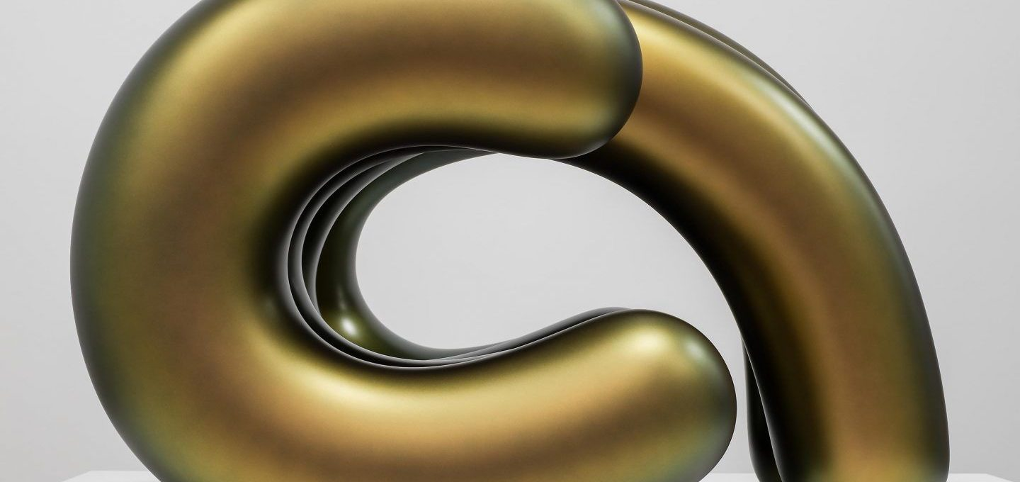 Ken Price and his sensual chrome sculptures