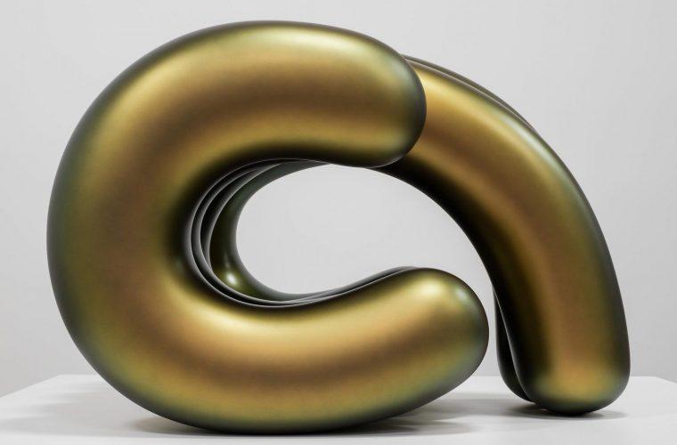 Ken Price and his sensual chrome sculptures