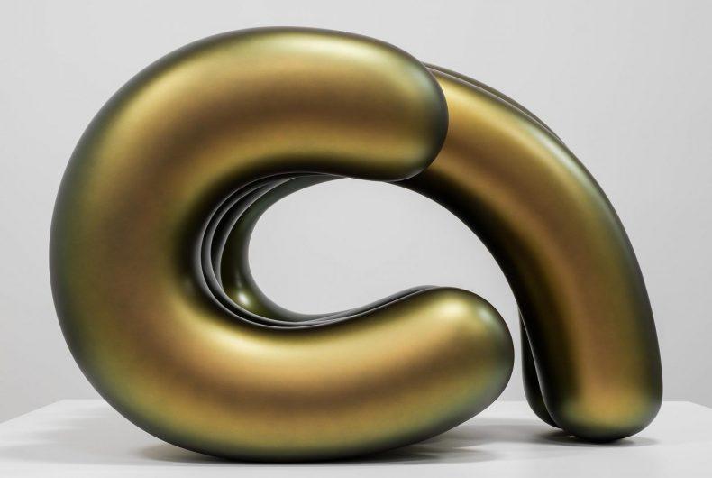 Ken Price e le sue sensuali sculture cromate