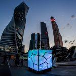 L'ipnotica installazione Cubed:Uncubed di Victor Polyakov | Collater.al 14