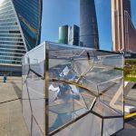 L'ipnotica installazione Cubed:Uncubed di Victor Polyakov | Collater.al 2
