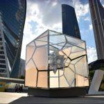 L'ipnotica installazione Cubed:Uncubed di Victor Polyakov | Collater.al 7