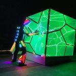 L'ipnotica installazione Cubed:Uncubed di Victor Polyakov | Collater.al 8