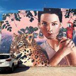 Lisa King, quando la street art diventa pop | Collater.al 8