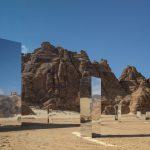 Maraya, lo specchio che riflette il deserto dell'Arabia Saudita | Collater.al 1