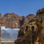 Maraya, lo specchio che riflette il deserto dell'Arabia Saudita | Collater.al 2
