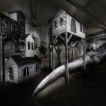 Mausoleum of the Giants, la nuova opera di Phlegm a Sheffield | Collater.al 4