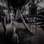 Mausoleum of the Giants, la nuova opera di Phlegm a Sheffield | Collater.al 8