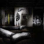 Mausoleum of the Giants, la nuova opera di Phlegm a Sheffield | Collater.al7