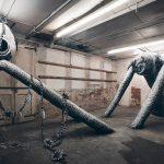 Mausoleum of the Giants, la nuova opera di Phlegm a Sheffield | Collater.al