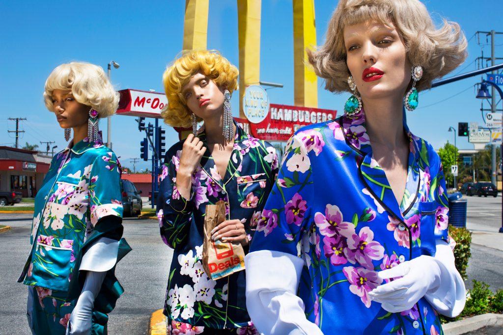 Nadia Lee Cohen, fotografie di moda NSFW e patinate | Collater.al