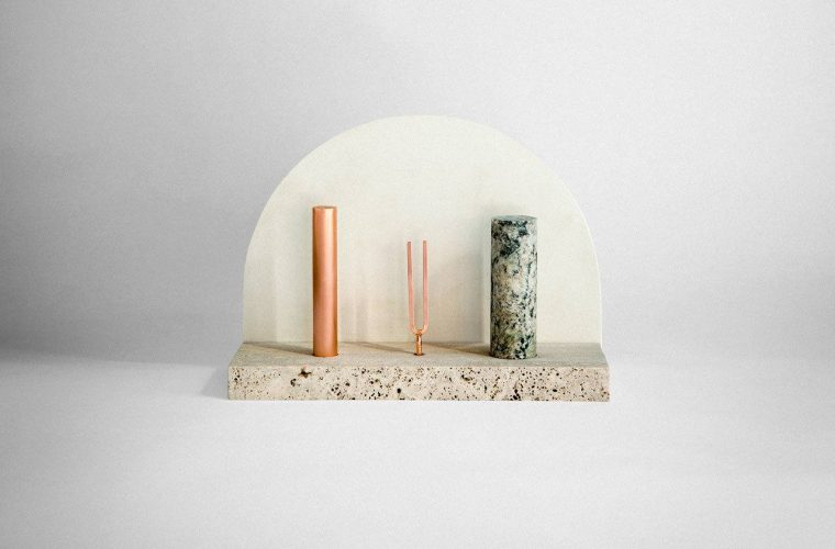 Ossimori by Studiopepe, when chalk meets marble