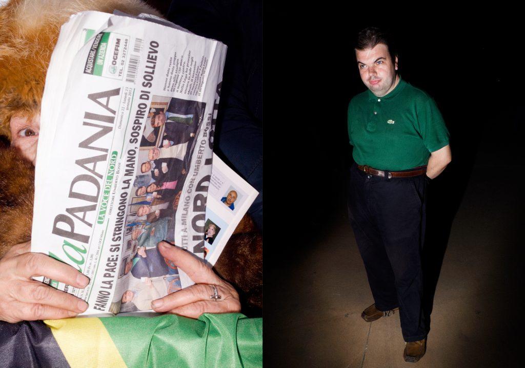 Realpolitik Movimento Lento Luca Santese Marco Valli Cesura Lega Nord Party | Collater.al