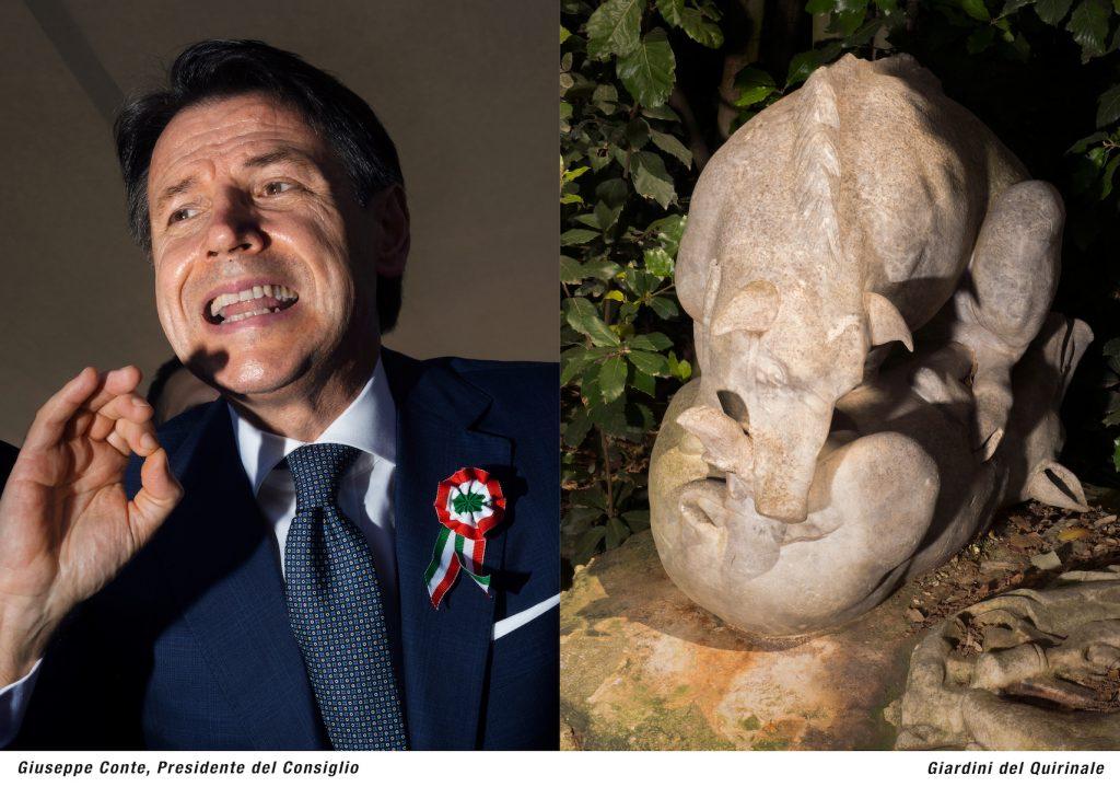 Realpolitik Movimento Lento Luca Santese Marco Valli Cesura Popolopopolo | Collater.al