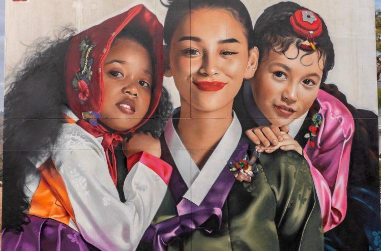 Royyal Dog, la street art del multiculturalismo