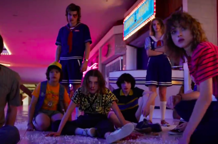 Stranger Things 3, here's finally the official trailer!