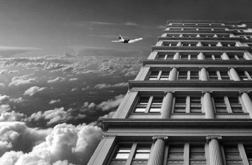 Thomas Barbèy, surreal black and white photomontages