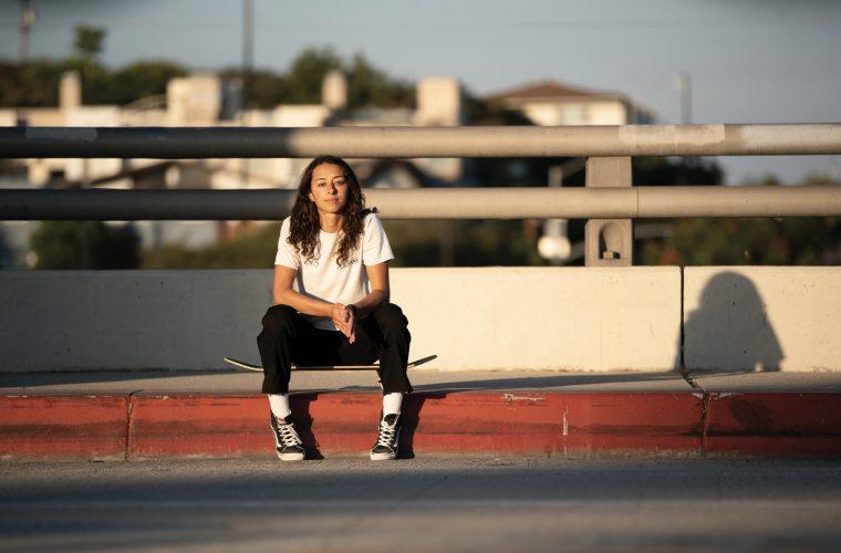 La nostra intervista alla skateboarder Lizzie Armanto