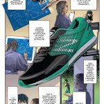 Vieni a scoprire The Greatest Race, il manga che omaggia le NB Hanzo v2 | Collater.al 2