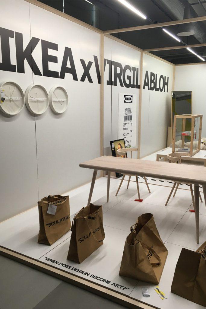 Virgil Abloh x IKEA, la collezione completa con tutti i dettagli | Collater.al