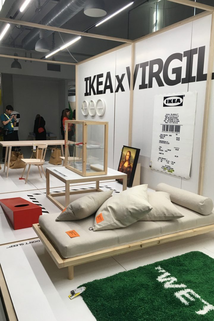 Off White X Ikea The Complete Collection With All The