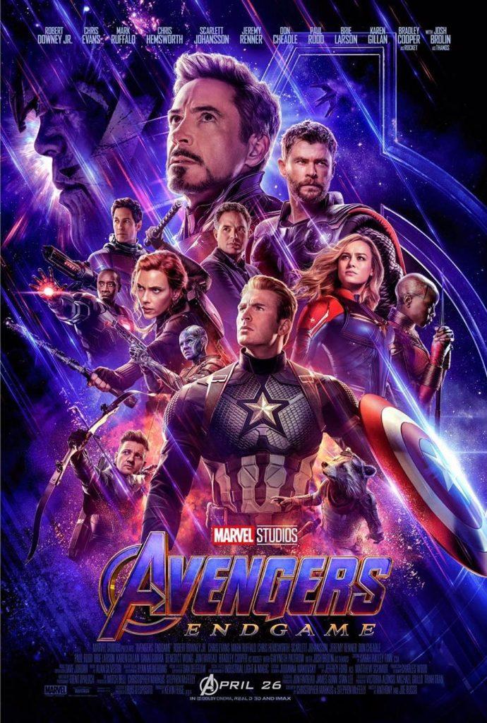 avengers endgame marvel | Collater.al