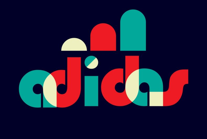 Designers reinvent logos in Bauhaus style