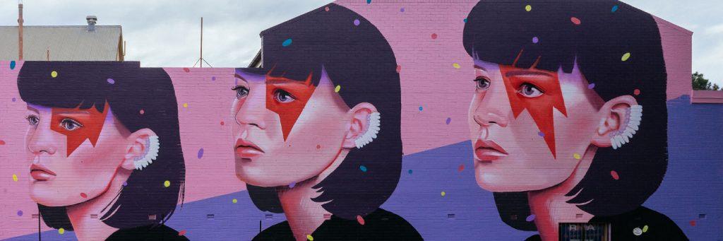 Lisa King, quando la street art diventa pop   Collater.al
