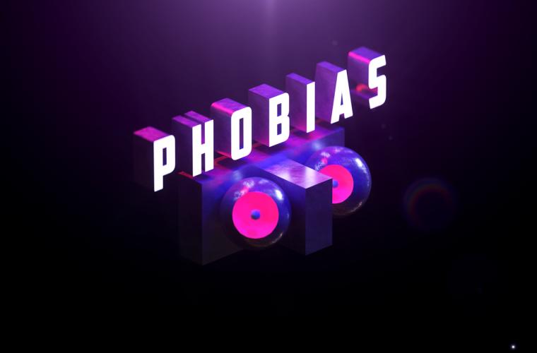 Phobias, le nostre paure più grandi animate e stilizzate