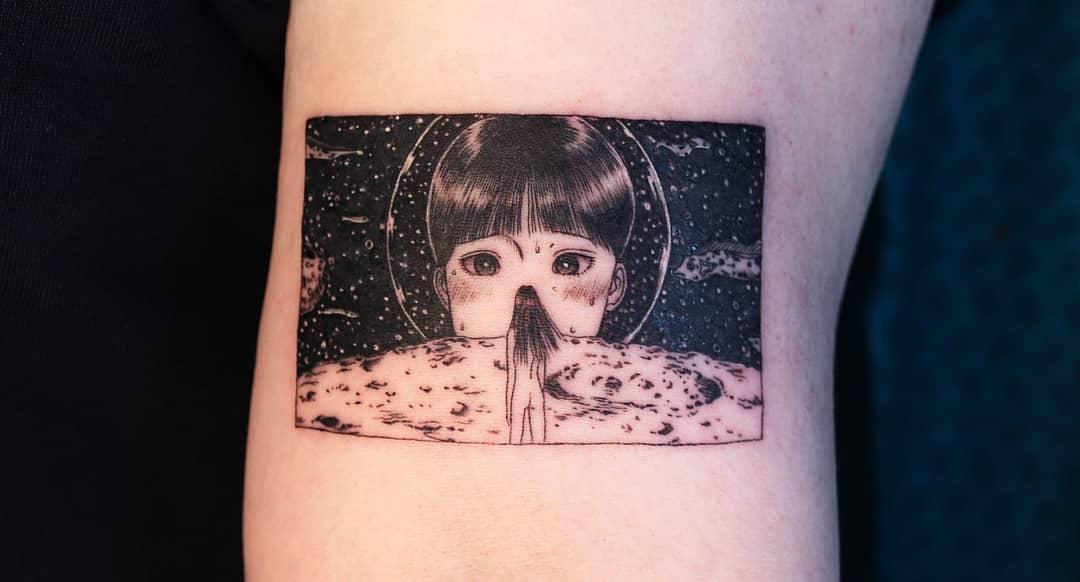 Yeagee Tattoo, tatuaggi dall'humor macabro