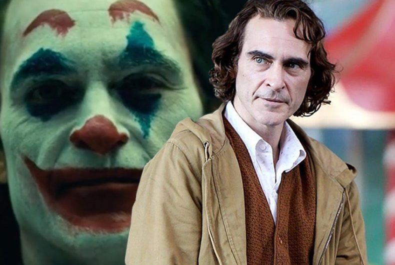 Joaquin Phoenix is Joker, watch the trailer now!