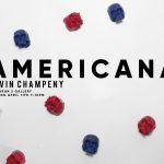 Americana, la mostra di Kevin Champeny NY | Collater.al