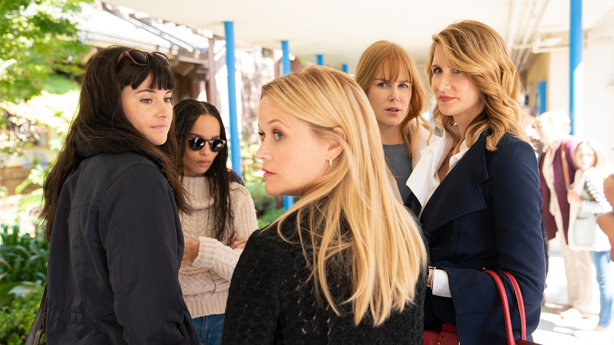 Big Little Lies is ready to return on June 9. Watch the trailer!