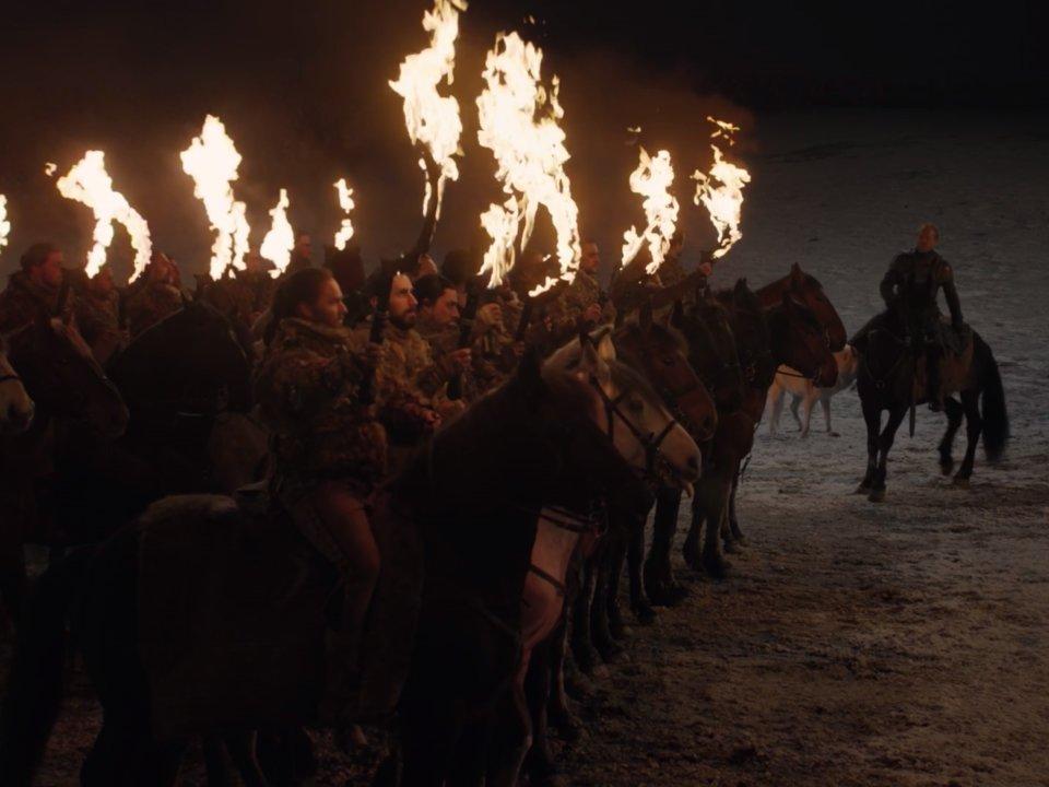 Dothraki spade Battle of Winterfell | Collater.al