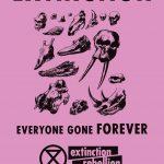 Extinction Rebellion, arte contro il cambiamento climatico | Collater.al 4