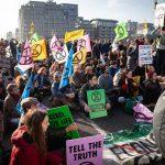 Extinction Rebellion, arte contro il cambiamento climatico | Collater.al 7