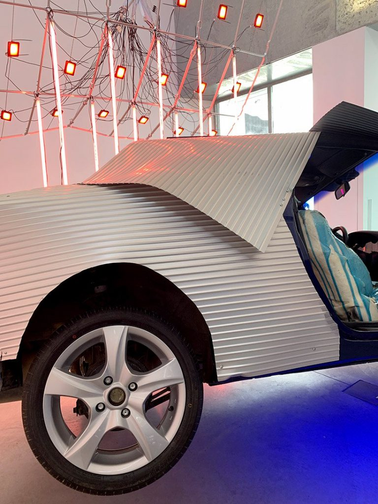 Fuorisalone 2019: the car signed by Guillermo Santomá | Collater.al