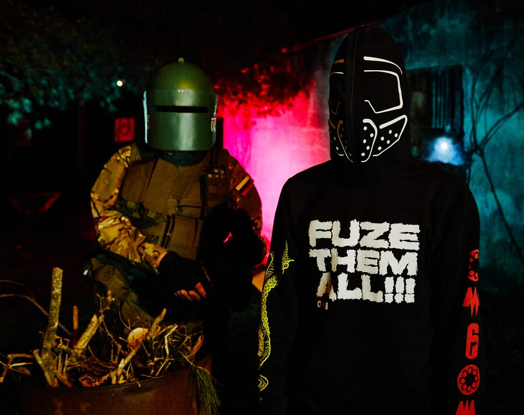 Fuze Them All Octopus x Madman Rainbow Six | Collater.al 2