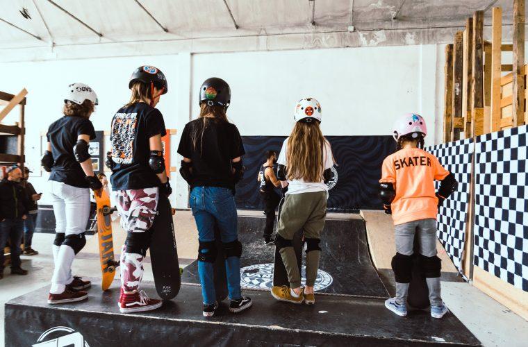 Scopri cosa è successo al Get On Board, il Girls Skate Camp di Vans