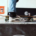 Get On Board Girls Skate Camp Vans   Collater.al