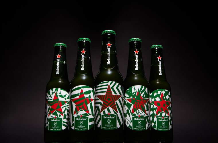 Heineken® strengthens its link with design with two new special projects