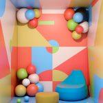 I colori dei rendering di Ana De Santos | Collater.al 8
