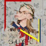 I fashion collages digitali di Molly Scannell   Collater.al 8