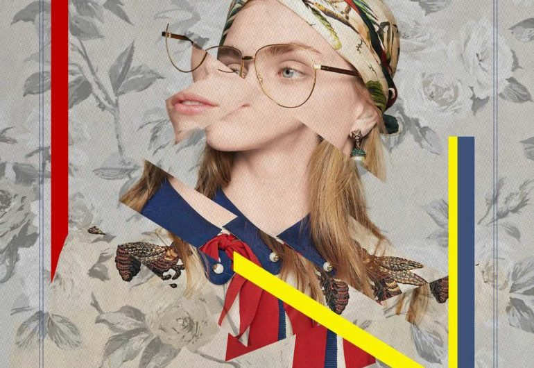 I fashion collages digitali di Molly Scannell
