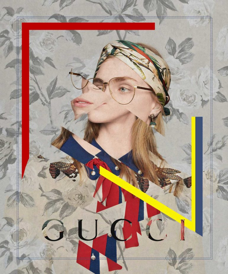 I fashion collages digitali di Molly Scannell | Collater.al