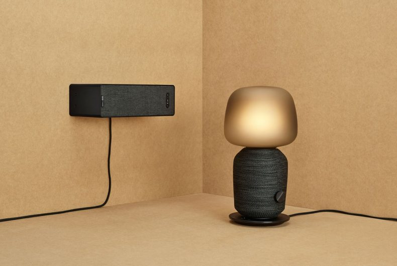 Ikea and Sonos, here is the new generation of smart speaker