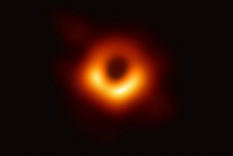 Il Buco Nero, ecco come ce lo eravamo immaginato