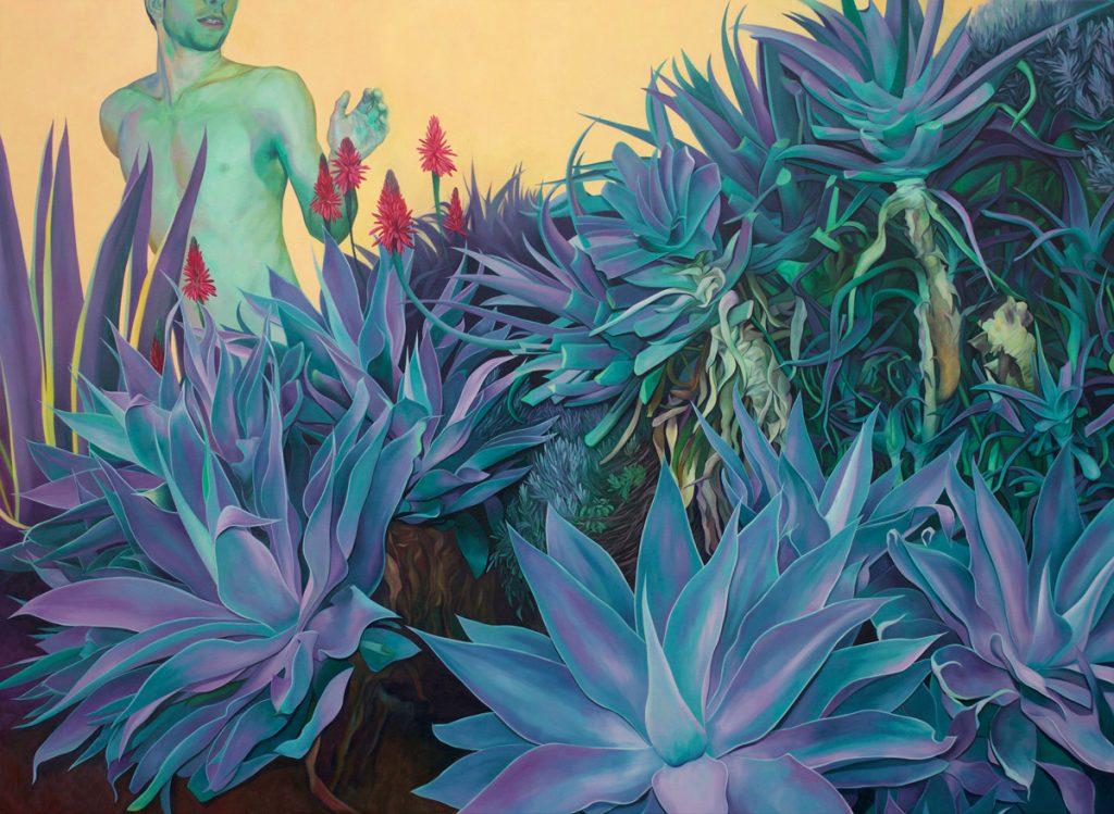 Il realismo pop nei quadri di Xiao Wang | Collater.al