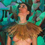 Il realismo pop nei quadri di Xiao Wang | Collater.al 8