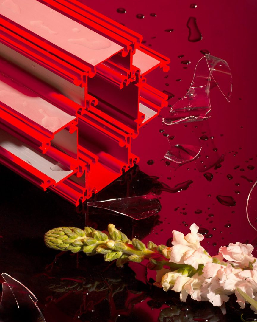 Jorge penad s crea vasi in alluminio da prodotti di for Prodotti di design